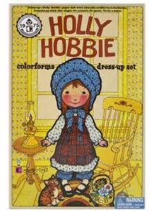 COLORFORMS RETRO HOLLY HOBBIE
