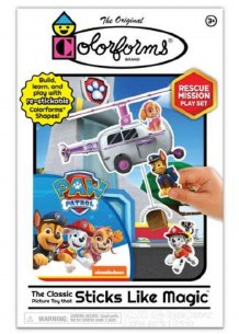 COLORFORMS PAW PATROL