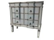 Charleston 6 drawer chest