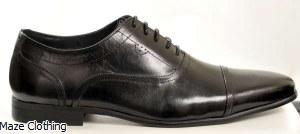 Paolo Vandini Corbett Shoe Black