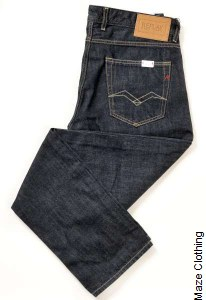 Replay Grover MA972 174 Dark Jean