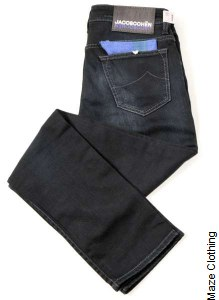 Jacob Cohen J688 2053 W2 Dark Jean