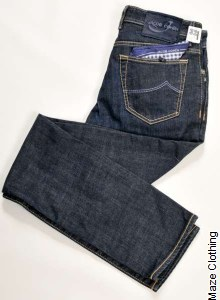 Jacob Cohen J688 583 W1 Dark Jean