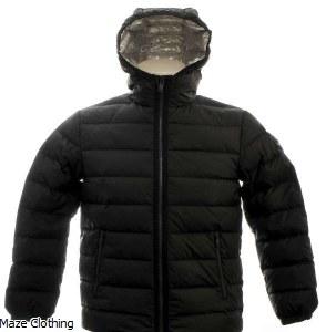 Moose Knuckles Kids Laird Jacket Black