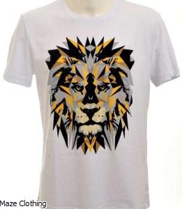 Antony Morato Lion Tee White