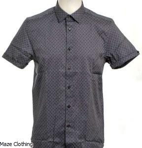 Ted Baker Namasty Shirt Navy