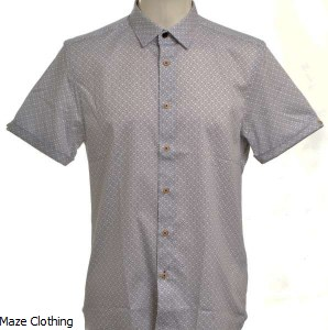 Ted Baker Namasty Shirt White