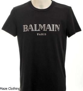 Balmain Paris Classic Black