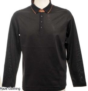 Lagerfeld Polo 745002 Black