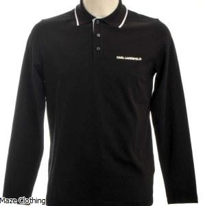 Lagerfeld Polo 745016 Black