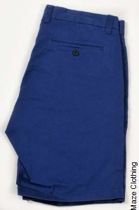 Matinique Pristu Short Blue
