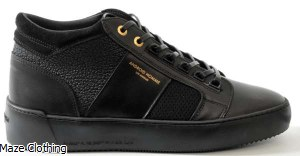 Android Homme Prop Mid Geo 120 Black