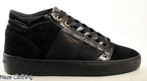 Android Homme Propulsion Mid Patent Black