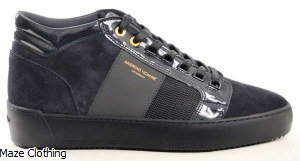 Android Homme Propulsion Mid Patent Navy