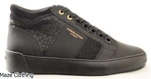 Android Homme Propulsion Mid Rubber Black