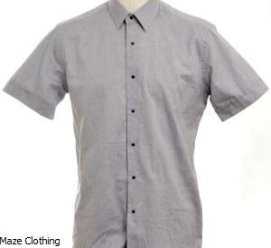 Lagerfeld Shirt 501625 Grey