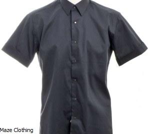 Lagerfeld Shirt 501699 Shirt Navy