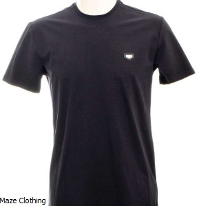 Antony Morato Badge Tee Navy
