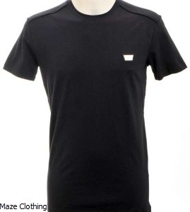 Antony Morato Logo Badge Tee Navy
