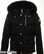 Moose Knuckles 3Q Jacket Black