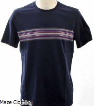 Ted Baker Bevvy T Shirt Navy