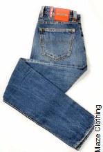 Tramarossa Cimosa Distressed Lite Jean