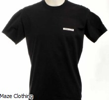 DSquared2 DSQ2 Logo Tee Black