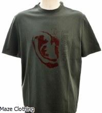Lanvin Ear T Shirt Khaki