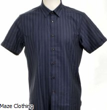 Ted Baker Handeez Shirt Navy