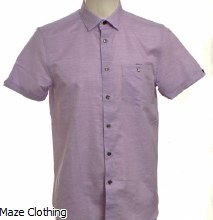 Ted Baker Havefun Shirt Lilac