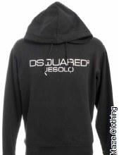 DSquared2 Jesolo Hoody Black