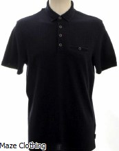 Ted Baker Hughes Polo Navy