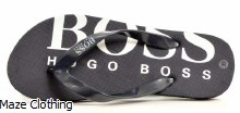 Hugo Boss Kids Flip Flop Navy