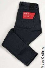 Replay Hyperflex Anbass 180 Jean Navy