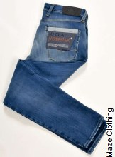 Replay Hyperflex + 661 S16 Blue Jean