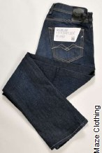 Replay Hyperflex Grover 661 RI10 Blue Jean
