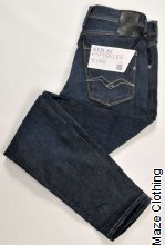 Replay Hyperflex Anbass 661 RI10 Blue Jean