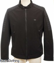 Antony Morato Biker Jacket Black