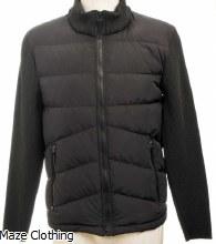 Antony Morato quilted Jacket Black