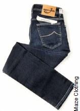 Jacob Cohen J688 709 W1 Dark Jean