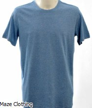 Matinique Jermane Stripe Tee Blue
