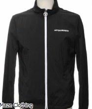 Antony Morato Logo Jacket Black