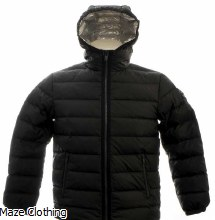 Moose Knuckles Kids Laird Jacket Black