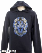 Untitled Atelier Lion Hoody Navy