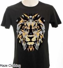 Antony Morato Lion Tee Black