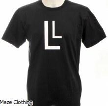 Bulletto LL Logo Tee Black