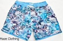 Thomas Royall Tropical Short