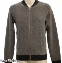 Matinique MA Parry Grey Zip Thru