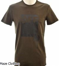 Antony Morato Off T Shirt Khaki