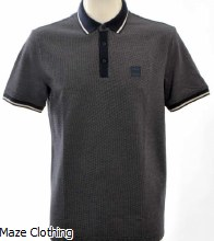 Hugo Boss Partay Polo Navy